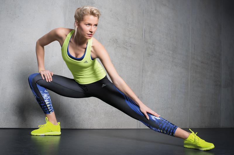 Lena Gercke Sport