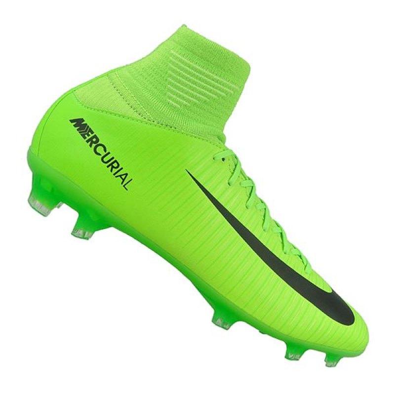Nike Mercurial Mit Socken Grün pionierrepublik.de